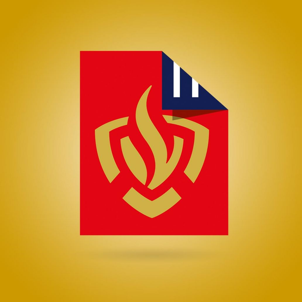 logo ontwerp brandweerdoctrine