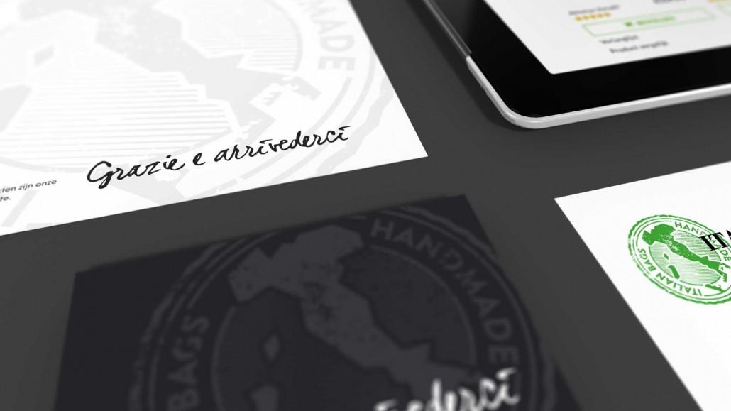 Tassen Nootdorp : Logo ontwerp en web italiaansetassen uit nootdorp