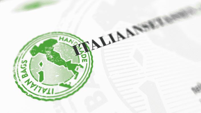 logo-ontwerp voor italiaansetassen.nl