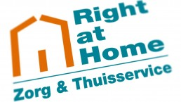 logo right at home nederland zorg en thuisservice