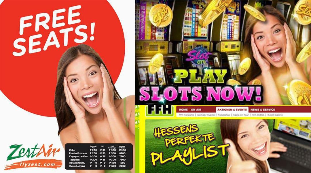 stockfoto model ariane op verschillende reclame uitingen