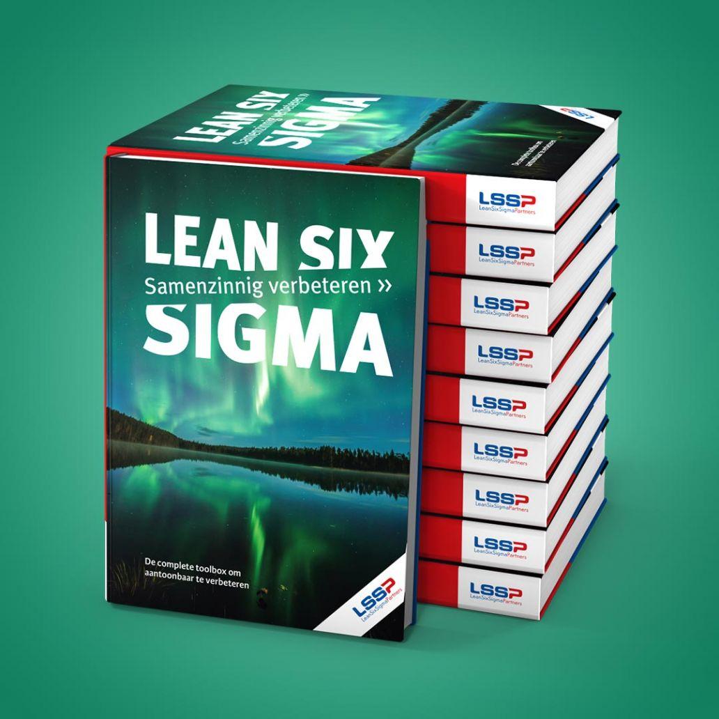 boek ontwerp en vormgeving lean six sigma partners