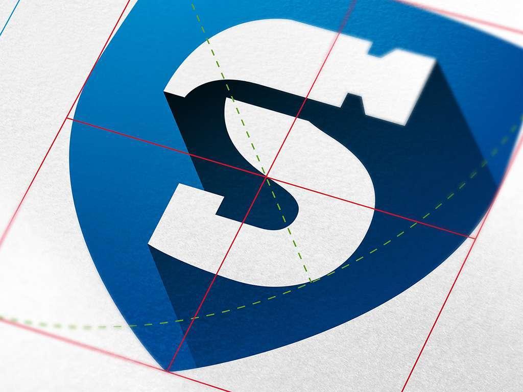 Logo ontwerp SleVerBouw Vastgoedonderhoud en Installatietechniek Nootdorp