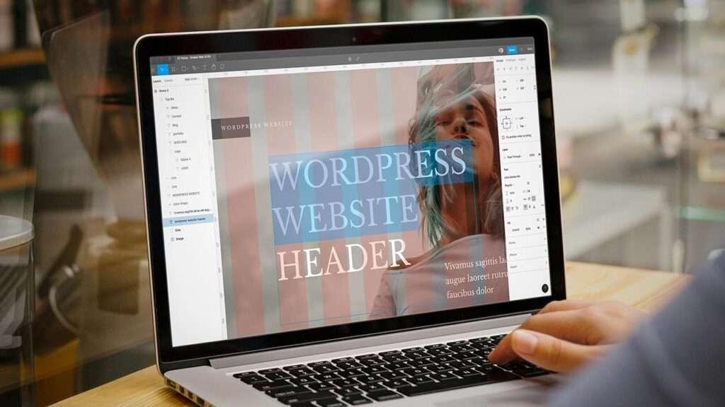 wordpress website laten maken grafisch ontwerp